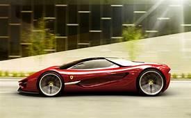 法拉利超�概念车3