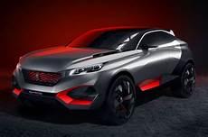 voiture hybride peugeot peugeot s new hybrid concept is half suv half sports car