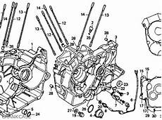 honda vt1100c shadow 1100 1988 j usa california parts list partsmanual partsfiche