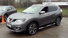 nissan x trail 2016 2016 nissan x trail tekna diesel in burnley lancashire