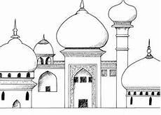 Arabische Muster Malvorlagen Pdf Palast Aus 1001 Nacht Palast Tempel Residenz Orient