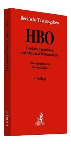 hessische bauordnung hessische bauordnung hbo und erg 228 nzende bestimmungen