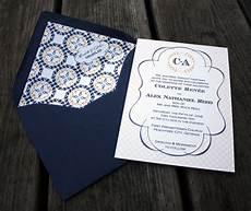 Nautical Wedding Invites