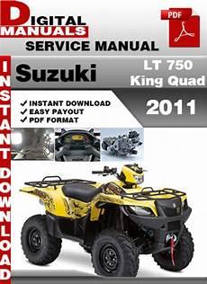 Suzuki King 750 Wiring Diagram by Suzuki Lt 750 King 2011 Factory Service Repair Manual