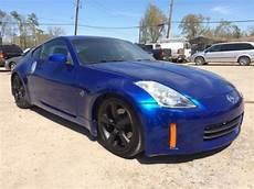car repair manual download 2006 nissan 350z roadster transmission control purchase used 2006 nissan 350z coupe blue clean manual 6 speed in houston texas united states