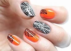 halloween acrylic nails the best halloween nail art ideas