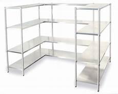 dimensioni scaffali metallici scaffali per magazzino in acciaio inox aisi 304