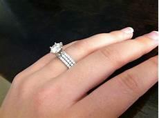 blue nile diamond wedding bands