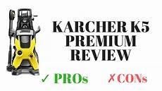 karcher k5 premium review pros and cons