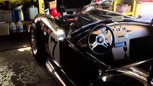 1965 SHELBY AC COBRA REPLICA 427 FORD ENGINE  YouTube