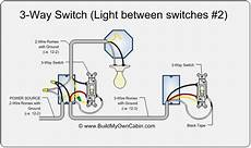 electrical are all of these wirings code acceptable for 3 way switching overhead lights