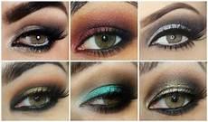 Palette De Maquillage Pour Yeux Verts Russenko Maquillage