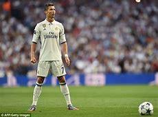 Cristiano Ronaldo Jnr shows free kick gene runs in family