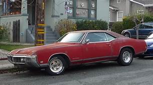 Curbside Classic CA Vacation Edition 1968 Buick Riviera
