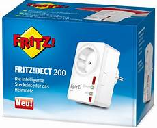 fritz dect 200 fritz dect 200 intelligente funk steckdose avm