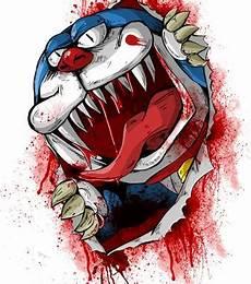 Wallpaper Doraemon Preman Bakaninime