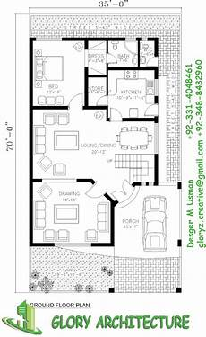 pakistan house designs floor plans 35x70 house plan naval anchorage 35x70 house plan 35x70