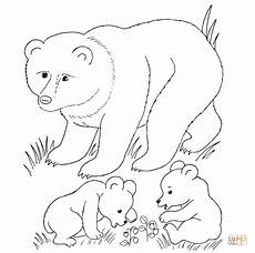 Tierbaby Ausmalbilder And Cubs Coloring Page Free Printable