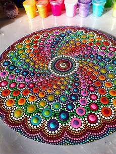 Pin By Terry On Mandala Stones Dot Painting