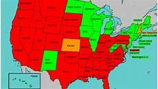 Wie Viele Staaten Hat Die Usa - todesstrafe usa staaten