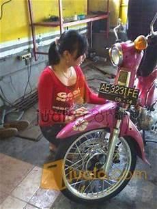 Jual Honda C70 Modif by Jual Honda C70 Ulung Minthi Modif Madiun Jualo