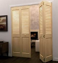 louvered bifold closet doors just as stylish as practical