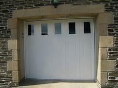 chatiere porte garage basculante porte de garage coulissante lat 233 rale isol 233 e i manuelle ou