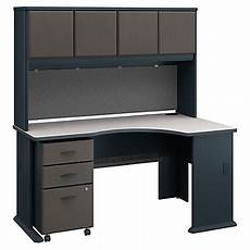 office depot home office furniture bush business furniture office advantage right corner desk