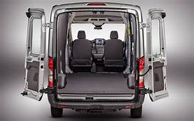 Load Space Ford Transit