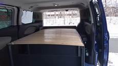 ford transit bett ausbau 5 kofferraumausbauten