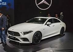 2020 Mercedes Benz CLS Redesign And News Update  2019