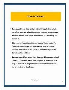 tale drama lesson 14983 drama lesson back to school tableau exercise with tales tpt