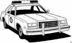Malvorlagen Polizeiauto Polizeiauto Stehend Ausmalbild Malvorlage Die Weite Welt