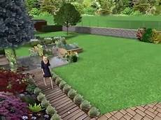 Am 233 Nagement De Jardin En 3d 2 Paysagiste Vandamme