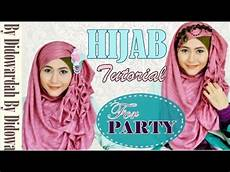 Tutorial Pesta Pashmina Beaded Lilac Series By
