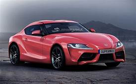 2019 Toyota Supra Review Release Date Features Engine