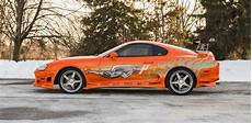 1993 Toyota Supra Official Fast Furious Car