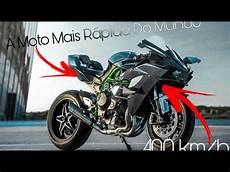 A Moto Mais R 193 Pida Do Mundo 400 Km H Kawasaki