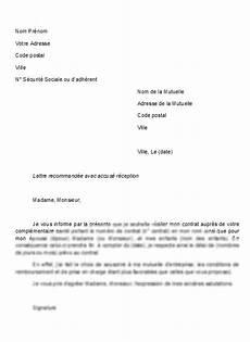 modele de resiliation assurance vetements cuir modele lettre resiliation assurance habitation