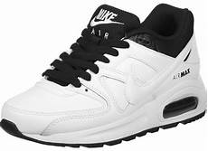 nike air max command flex ltr gs shoes white black
