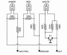 ground fault indicator tester wiring diagram a ground fault indicator basic circuit circuit diagram seekic