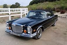 1971 Mercedes 280 Se 3 5 Cabriolet Stock 22061 For