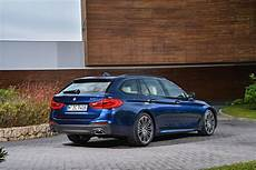 New 2017 Bmw 5 Series Touring Is A Suave Load Lugger