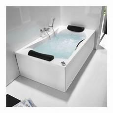 baignoire place baignoire rectangulaire biplace becool roca