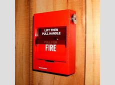 Commercial Fire Alarm System   Palm Springs Fire