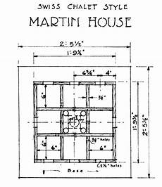purple martin houses plans print a free swiss chalet purple martin house design