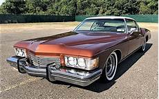 Bold Boattail 1973 Buick Riviera In Low Mileage Preserved