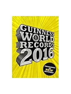 Guinness World Records 2016 By Guinness World Records