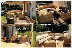 salon de jardin garden salon de jardin pallet garden set 1001 pallets