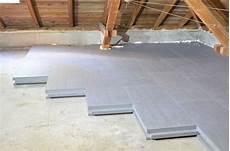 Garage Dachboden Ausbauen by D 228 Mmung Oberste Geschossdecke Dachboden Duo Haus In